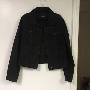 Jackets & Blazers - Ranbeeri black jean jacket